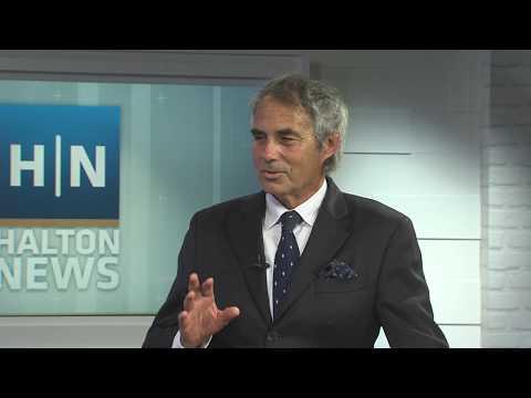 Insider : Halton Regional Chair, Gary Carr