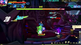 Elsword[KR] Dreadlord Henir Challenge with Oath of Ruin