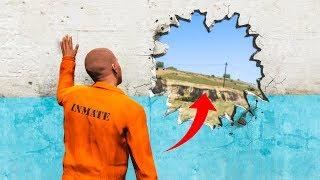 GTA 5 PRISON BREAK ESCAPE Mod!