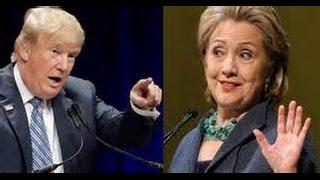 Hillary Clinton open borders VSTrump Secure USA borders Breaking News June 14 2016