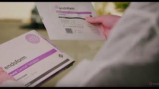 Endoform Application Video
