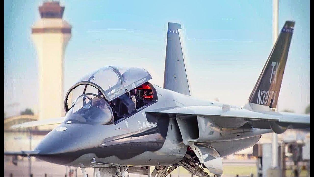 Boeing/SAAB T-X jet trainer - ...