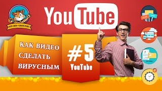 Трафик из YouTube на сайт -  как сделать оверлей с призывом к действию при помощи Google Adwords(Как видео сделать вирусным? Продвижение сайтов при помощи видео на YouTube. как сделать? Трафик из YouTube на сайт..., 2016-10-18T10:51:16.000Z)
