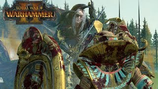 MUMMY TRINKETS - Vampire Coast vs Tomb Kings // Total War: Warhammer II Online Battle