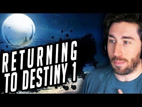 Returning To Destiny