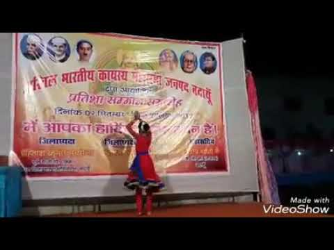 Dance On Saraswati Vandana -