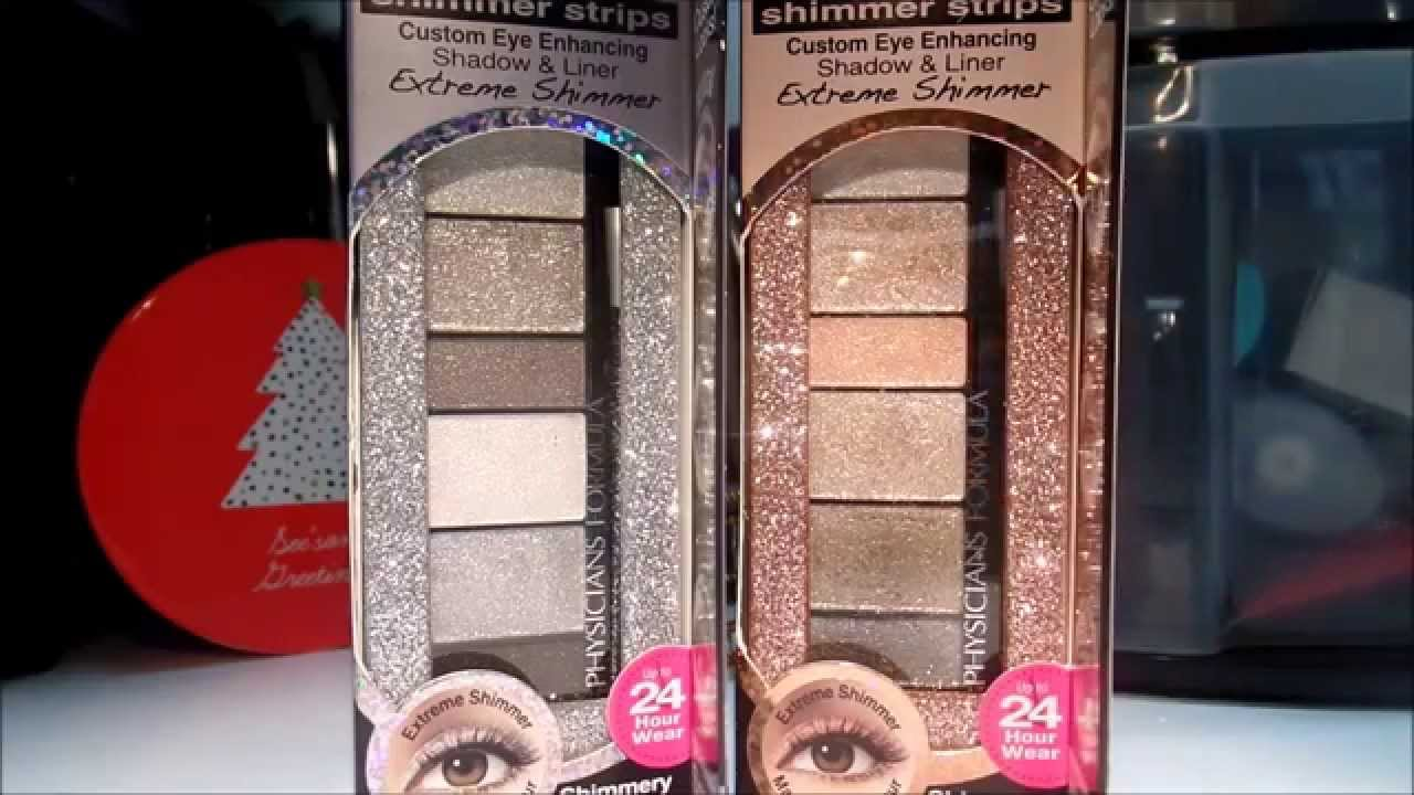 New 2015 Physicians Formula Shimmer Strips Snip It New In The