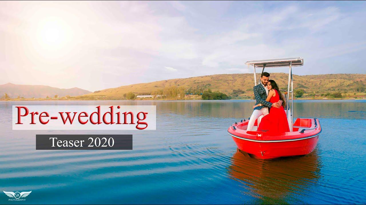 Pravesh & sajeeli  l Latest Pre-wedding  l teaser 2020 l SK photographyl