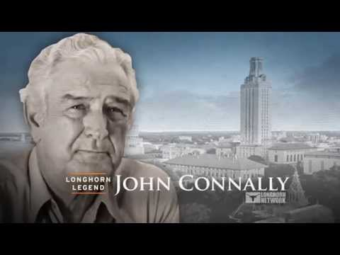 John Connally, Longhorn Legend