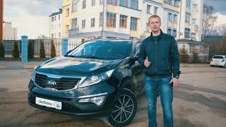 видео Kia Sportage в Нижнем Новгороде | Купить новый «Киа Спортейдж» вКомпании Центр, KIA на Комсомольском шоссе