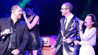 Aleks Syntek, Reyli y Natalia Lafourcade | Showcase