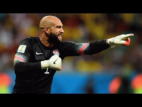 How Tim Howard Went From Being A Goalkeeper With A Disability To A Game Legend - Oh My Goal