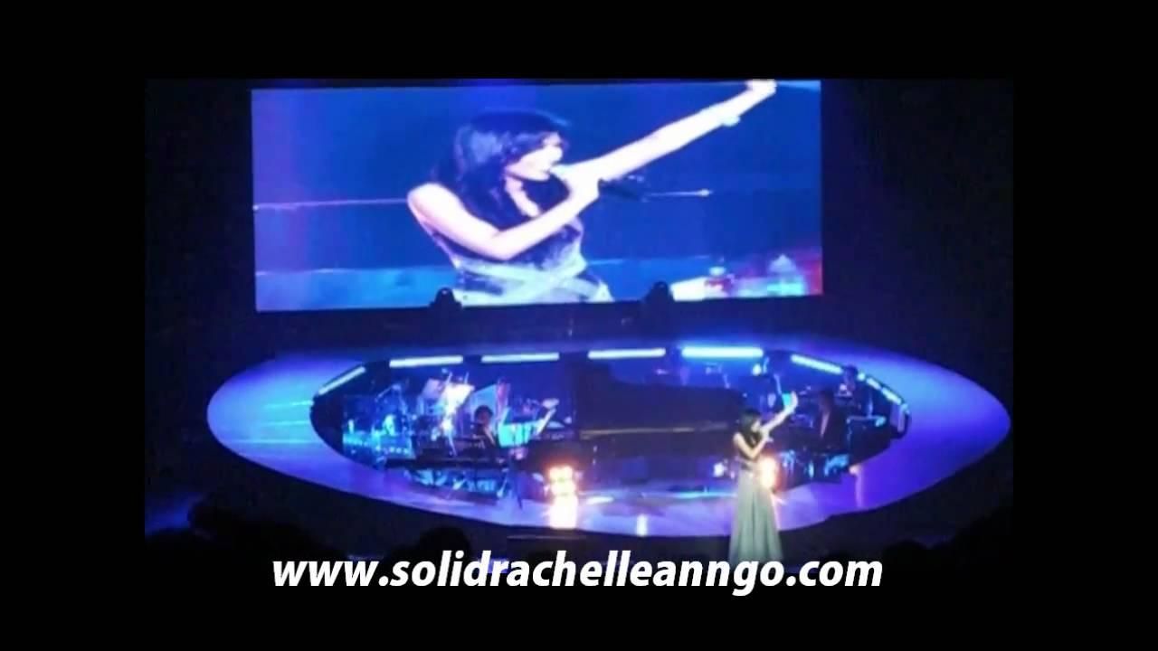 Power of One Concert: Rachelle Ann Go - YouTube