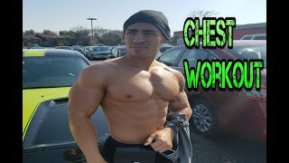 Intense Chest Workout For Mass and Strength 2018