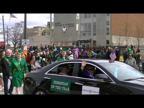 Ancient Order of Hibernians -- St Patrick