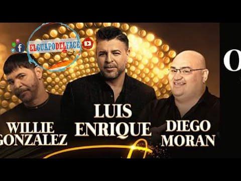 Reyes La Salsa En Vivo- Luis Enrique, Diego Morán Willie González, Arena CDMX