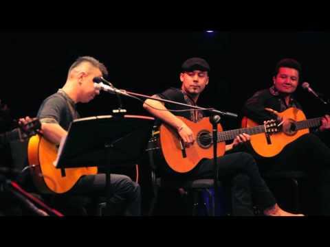 《新疆民谣》——Kerman and Flamenco Guitar Band,克尔曼弗拉门戈吉他乐团