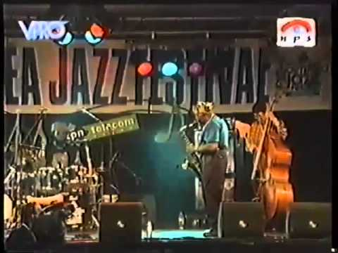 Fred Anderson Trio at Norhsea Jazz Festival