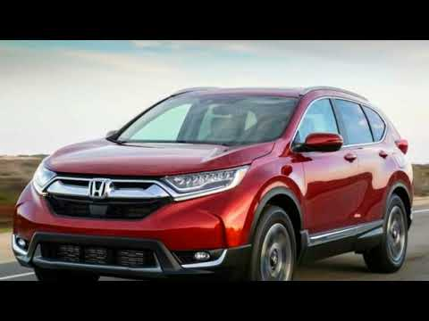 THE BEST !!! 2019 Honda CR V Price