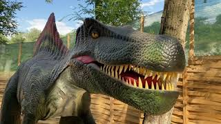 Dinosaurs Song | Tyrannosaurus Rex Nursery Rhymes & Kids Songs