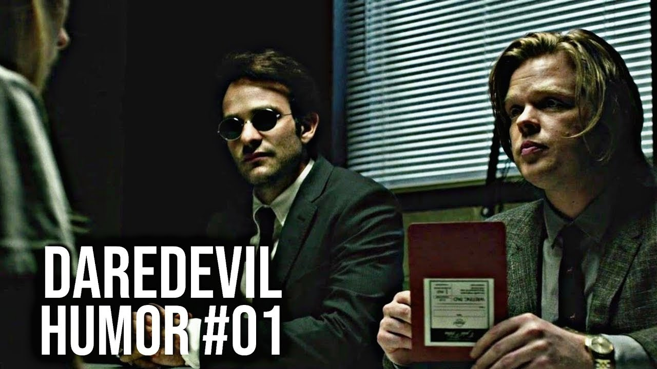 Download daredevil humor #01   how long have you been practicing law? about seven hours!