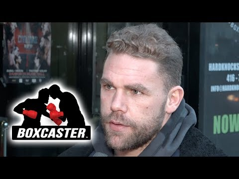 "Billy Joe Saunders: ""I Could Beat Lemieux With A Blindfold On"" 