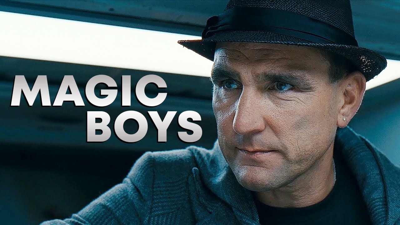 Magic Boys | Comedy Movie | English | HD | Free Full Movie | Adventure