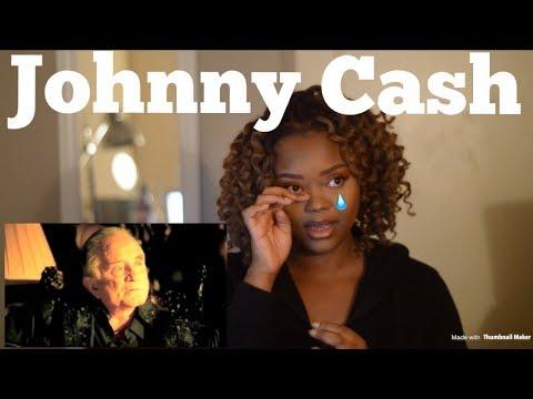 Johnny Cash- Hurt REACTION
