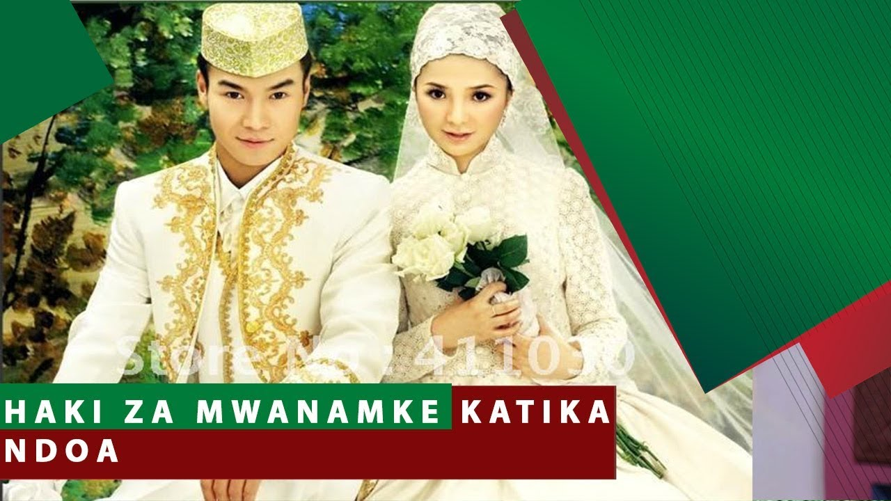 Download HAKI ZA MWANAMKE KATIKA NDOA
