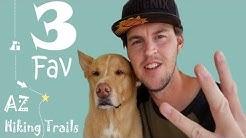 Top 3 Best Dog Friendly Hiking Trails in Arizona
