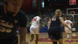 Dayton Women's Basketball: 2017 Senior Day Presentation