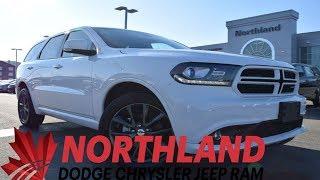 Walk Around 2018 Dodge Durango GT | Northland Dodge | Auto Dealership in Prince George BC