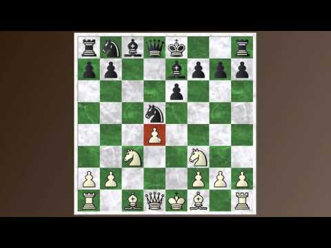 Top Ten Middlegame Ideas #2: The Isolated Queen Pawn - Part 1