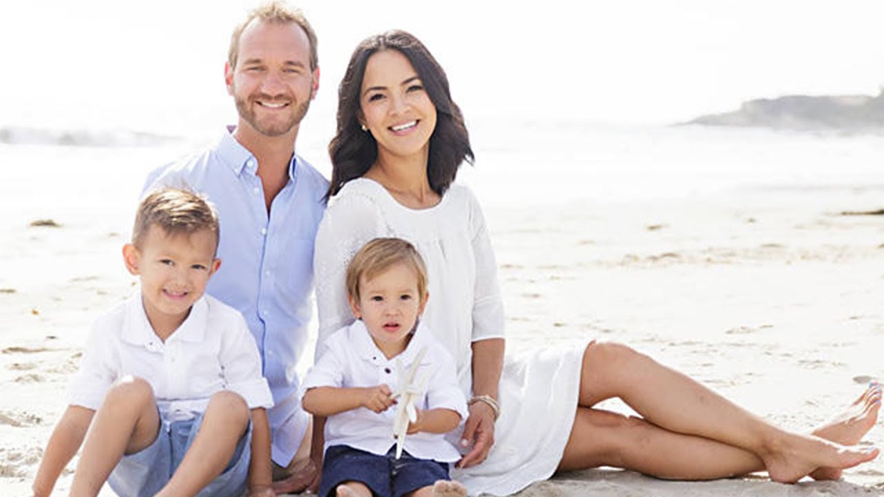 Nick Vujicic 2 | if you don't get a miracle become one - YouTube