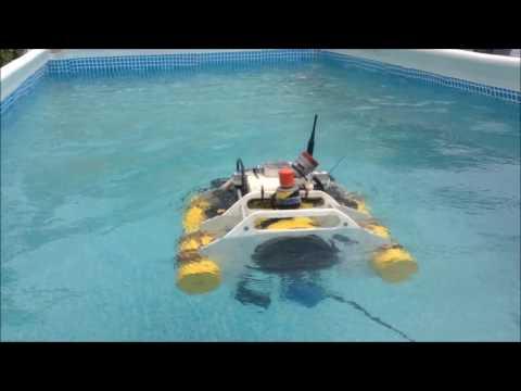 SAUC E 2016 ROBOTUIC AUV Team