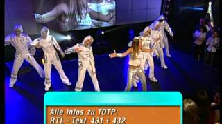 Jeanette Biedermann - Will you be there (@ TOTP)
