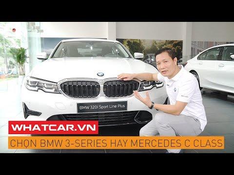 Chọn BMW 3-Series hay Mercedes C Class | Whatcar.vn