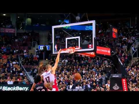 Toronto Raptors 2014 Playoffs