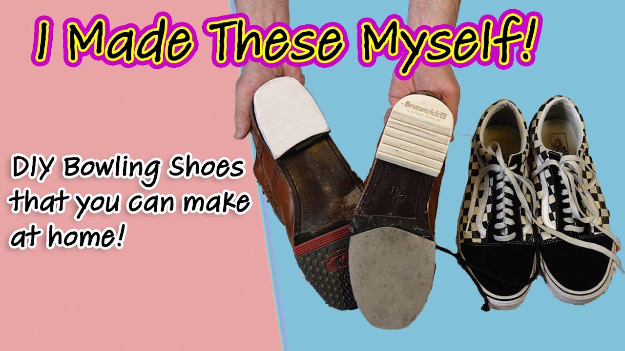 Own Custom Bowling Shoes