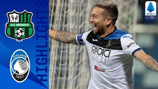 Sassuolo 1-4 Atalanta | Gomez, Gosens & Zapata Claim Big Win Against Sassuolo | Serie A