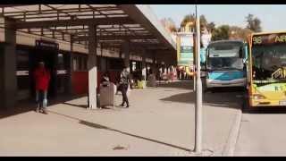 ПОРТУГАЛИЯ: Автовокзал в Лиссабоне... едем в Альбуфейру Portugal