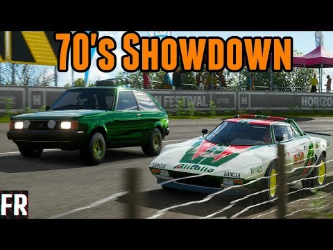 Forza Horizon 4 - The  70's Showdown thumbnail