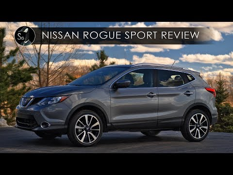 2019 Nissan Rogue Sport Review | Status Normal