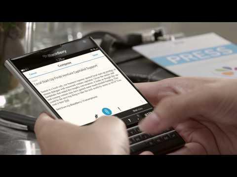"BlackBerry Passport - Work Wide Stories - ""Journalists"""
