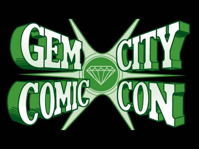 Gem City Comic Con 2021 Online Part 3
