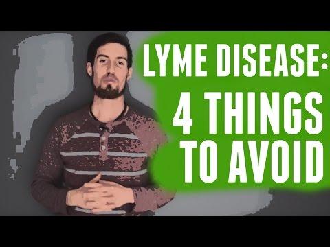Lyme Disease: 4 Things To AVOID