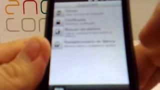 HTC HD mini. Demostracion del telefono movil de HTC a cargo de Andotel.com