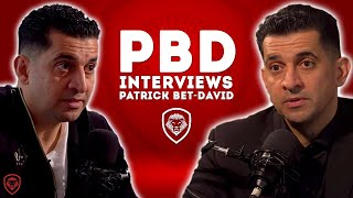 Patrick Bet-David Interviews Patrick Bet-David