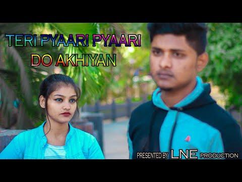 Teri Pyaari Pyaari do Akhiyan Song Trailer Akhilesh   Sonali  love song.