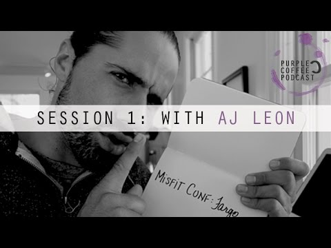 How A Banker Became A Misfit & Changed The 'Effing World: with AJ Leon